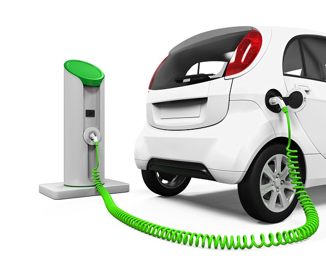 borne recharge voiture electrique