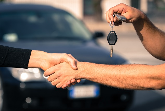 négocier voiture d'occasion professionnel