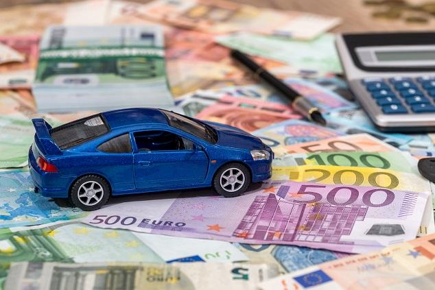 Paiement d'une voiture par chèque de banque