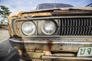 vendre vieille voiture