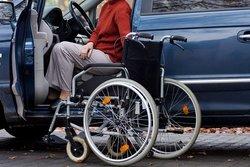 voiture handicapé