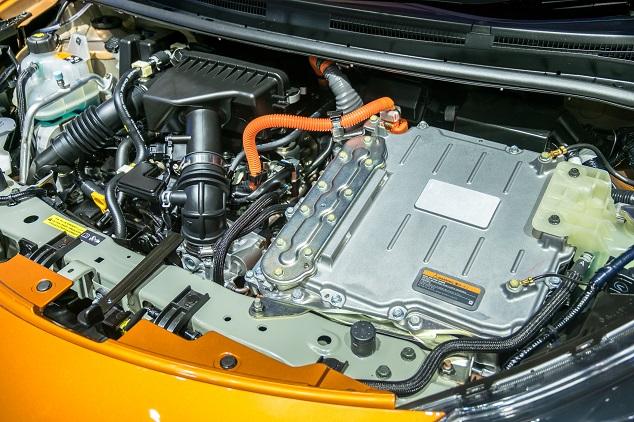 voiture hybride fonctionnement