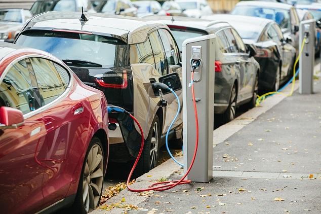 Des voitures électriques en europe